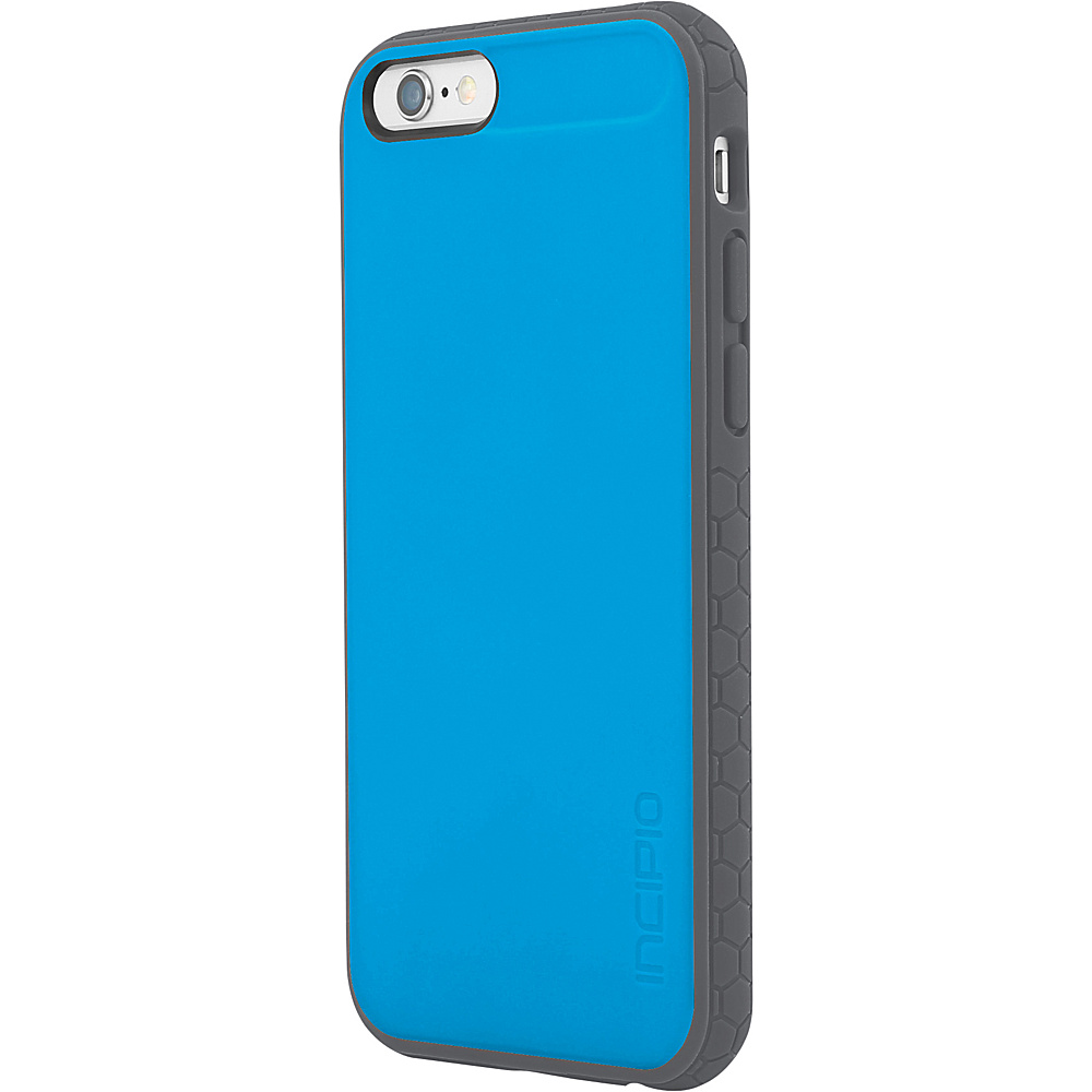 Incipio Octane for iPhone 6/6s Cyan/Charcoal - Incipio Electronic Cases - Technology, Electronic Cases