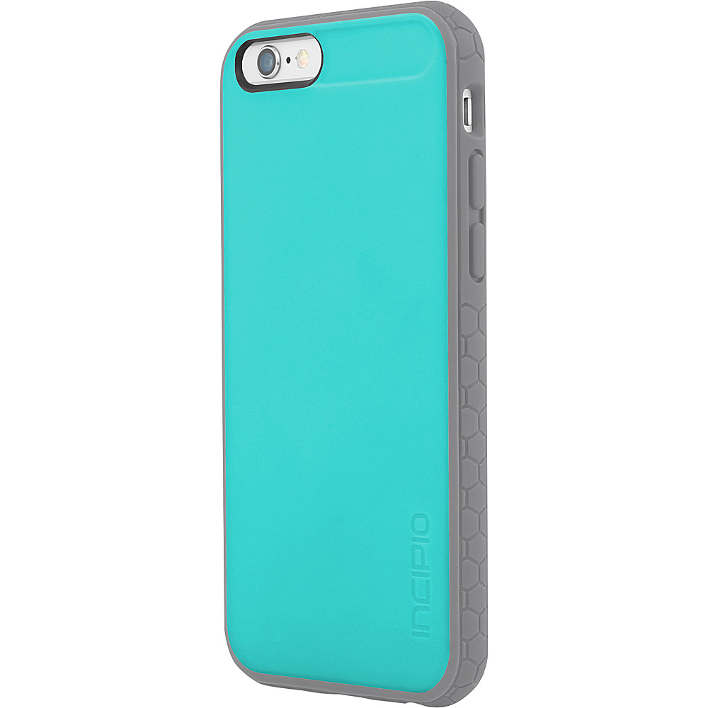 Incipio Octane for iPhone 6/6s Turquoise/Gray - Incipio Electronic Cases - Technology, Electronic Cases