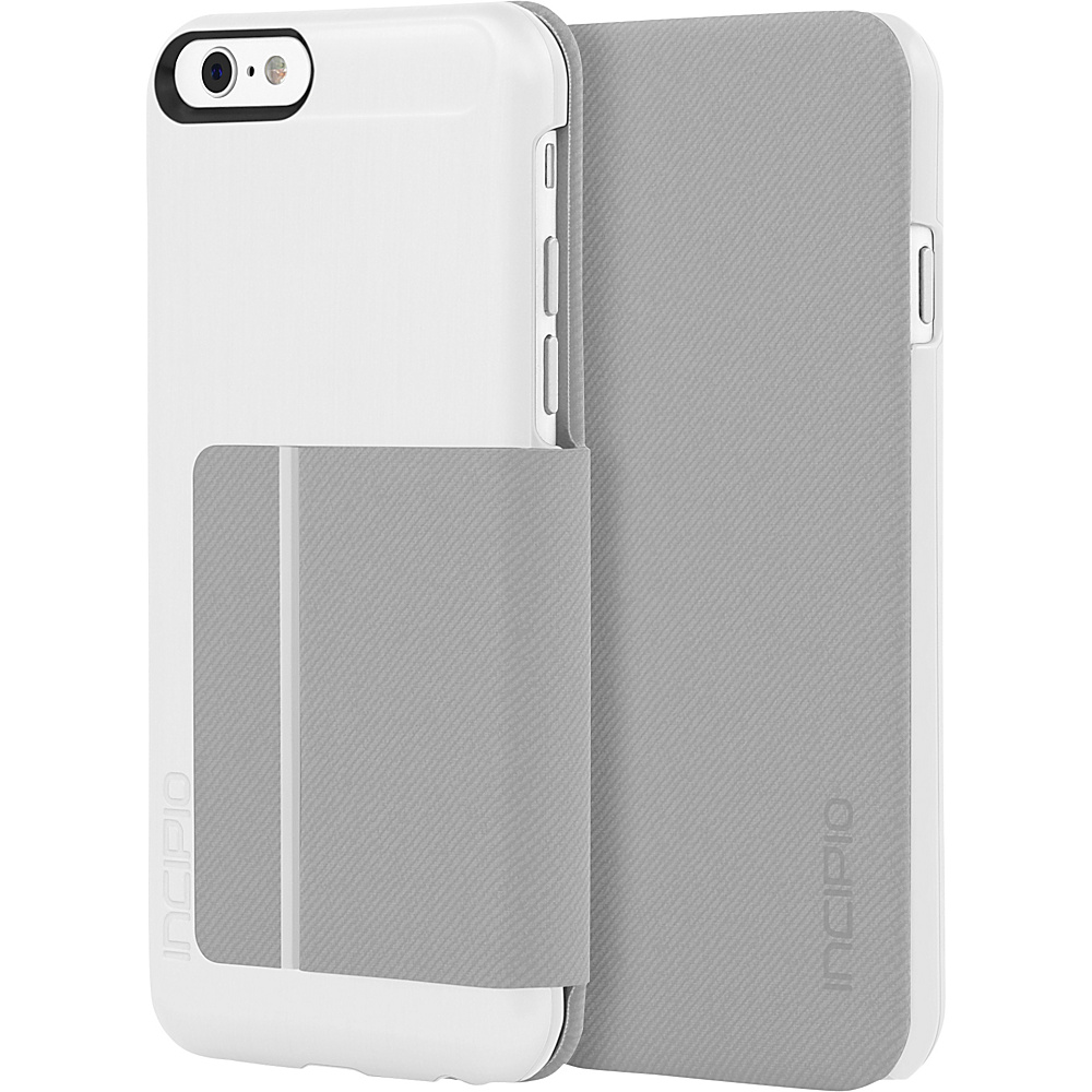 Incipio Highland for iPhone 6/6s Plus White/Light Gray - Incipio Electronic Cases - Technology, Electronic Cases