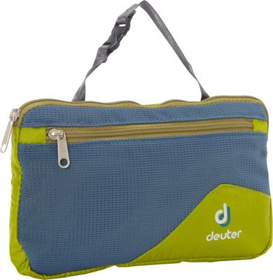 Image of Deuter Wash Bag Lite 2 Moss/Arctic - Deuter Toiletry Kits