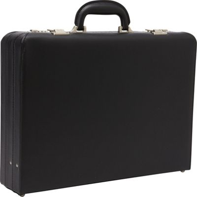 Heritage Heritage 840 Hardside Attach Black - Heritage Non-Wheeled Business Cases