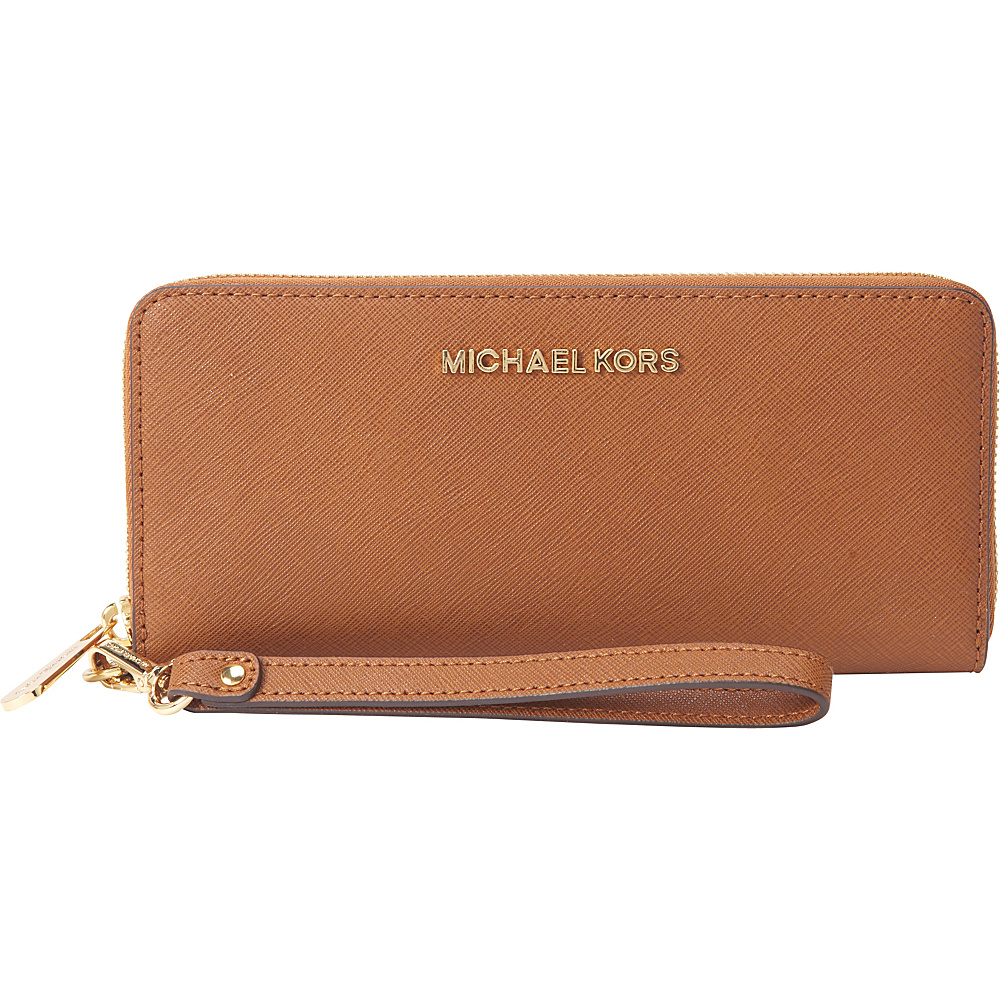 MICHAEL Michael Kors Jet Set Travel Continental Wallet Luggage MICHAEL Michael Kors Women s Wallets