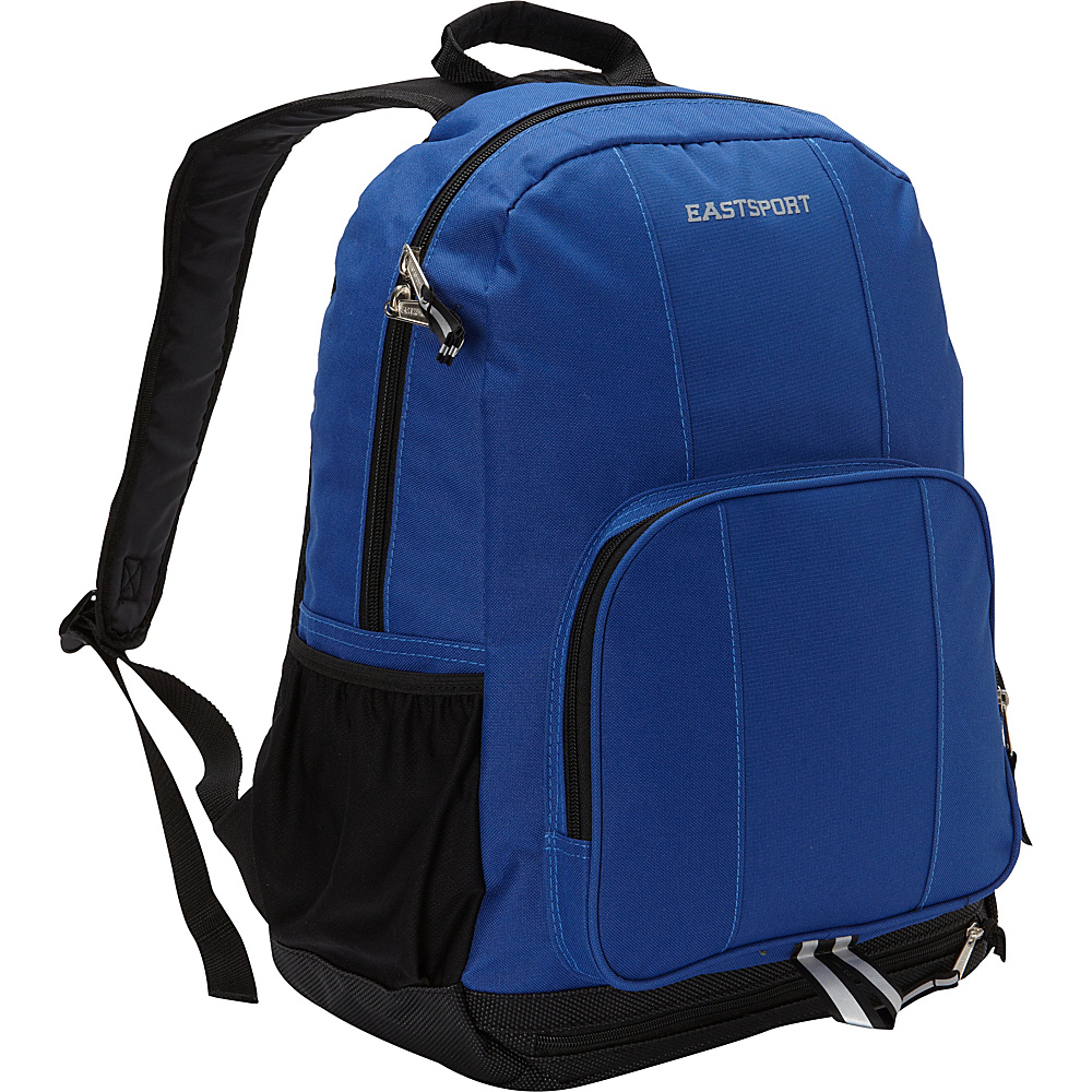 Eastsport Classic Backpack Indigo Eastsport Everyday Backpacks