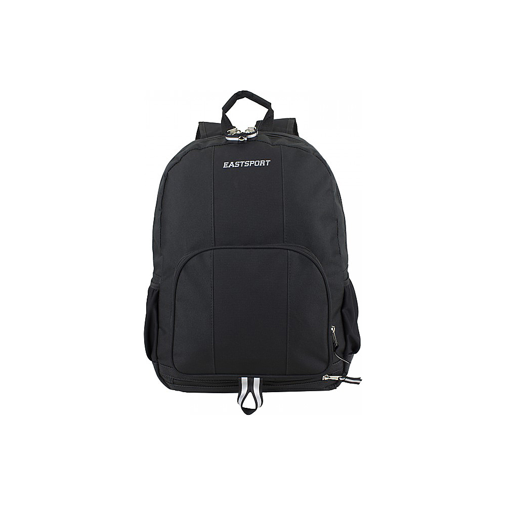 Eastsport Classic Backpack Black Eastsport Everyday Backpacks