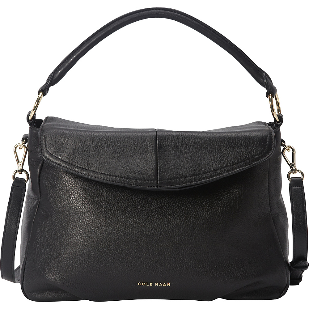 ada956e5e5  99.99 More Details · Cole Haan Magnolia Crossbody Hobo Black - Cole Haan  Designer Handbags