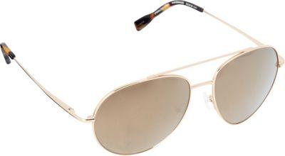 Elie Tahari Sunglasses Oversized Glam Aviator Sunglasses Gold/Tokyo Tortoise - Elie Tahari Sunglasses Sunglasses