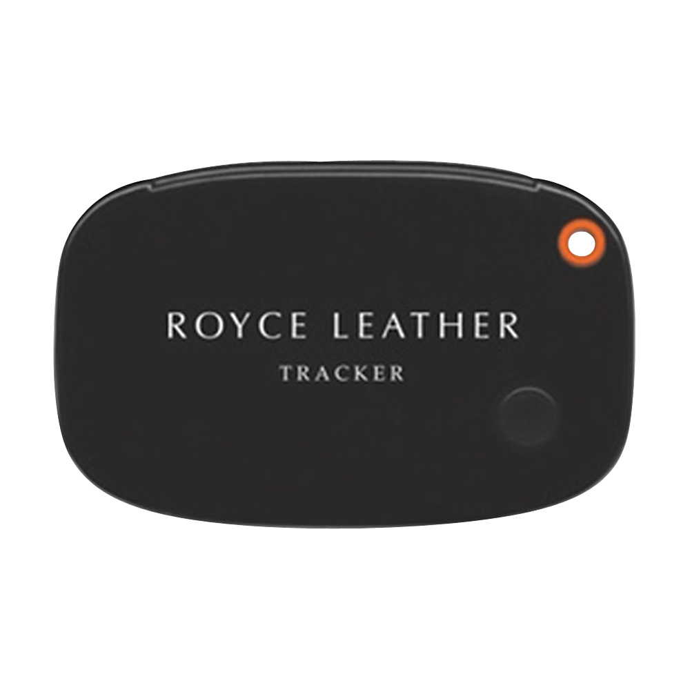 Royce Leather Universal Bluetooth-based Tracking Device: Set of 6 Black - Royce Leather Trackers & Locators - Technology, Trackers & Locators