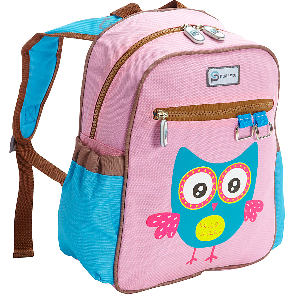 Sydney Paige Buy One/Give One Toddler Backpack Owl - Sydney Paige Everyday Backpacks
