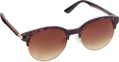 Circus by Sam Edelman Sunglasses Round Retro Sunglasses Tortoise/Gold - Circus by Sam Edelman Sunglasses Sunglasses
