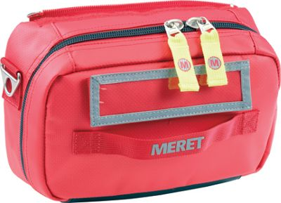 MERET Airway Pro Intubation Tri-Fold Module Red - MERET Other Sports Bags