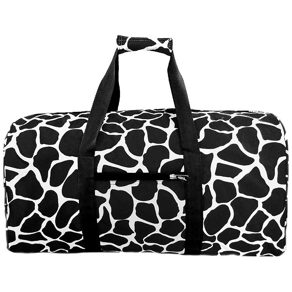 World Traveler Giraffe 22 Lightweight Duffle Bag Giraffe - World Traveler Rolling Duffels - Luggage, Rolling Duffels