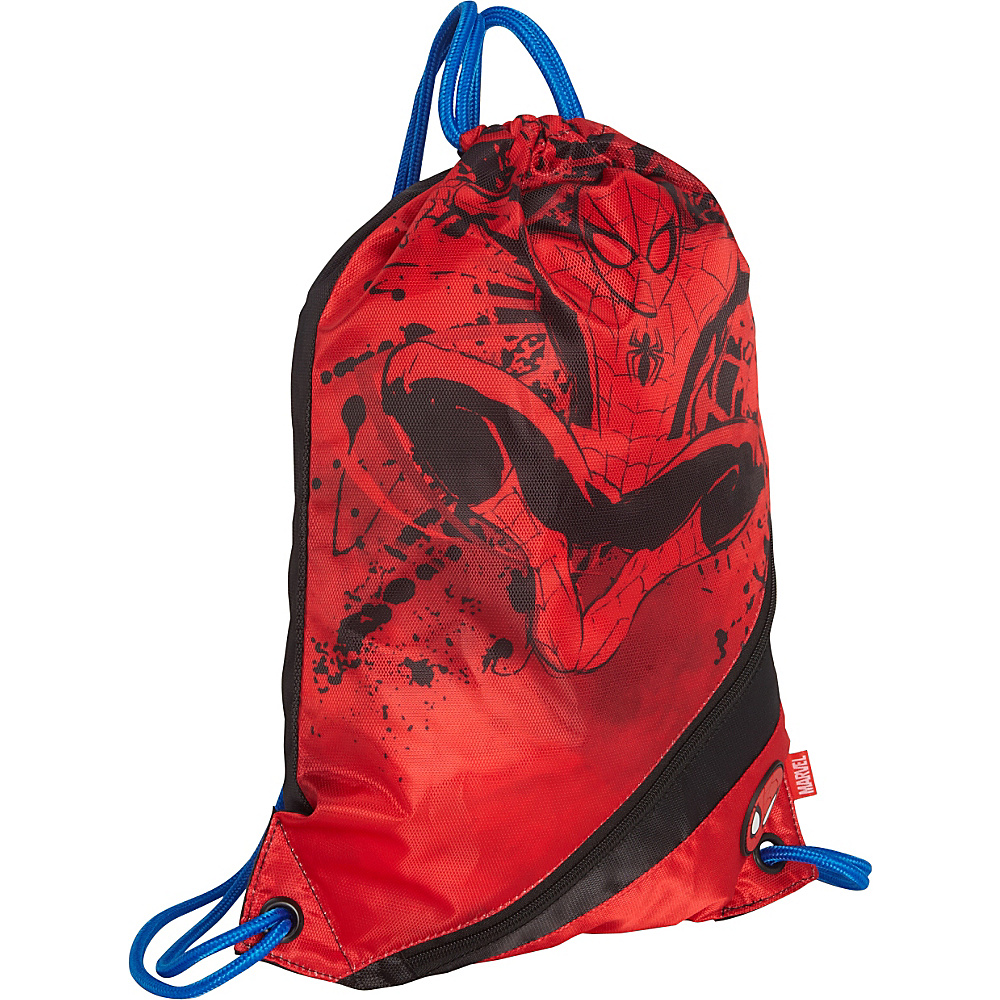 Hello Kitty Golf Marvel Spider-Man Sackpack Red - Hello Kitty Golf Everyday Backpacks