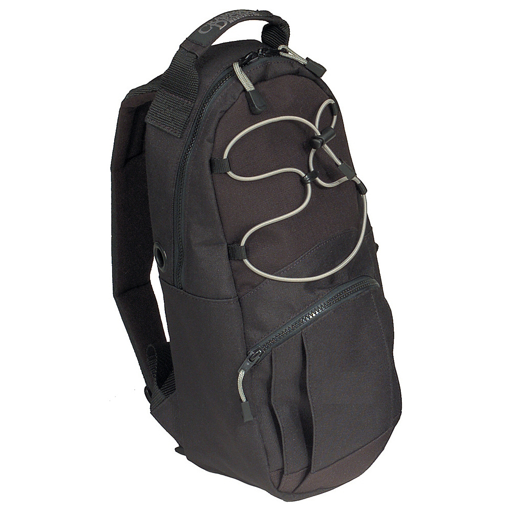Cramer Decker Medical Oxygen Cylinder Backpack (M6/M9 Size Cylinder) Black - Cramer Decker Medical Other Sports Bags