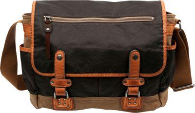 TSD Tapa Messenger Brown - TSD Messenger Bags