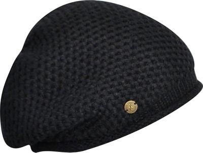 Karen Kane Hats Oversized Knit Beanie One Size - Black - Karen Kane Hats Hats/Gloves/Scarves