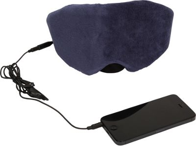 Image of 1Voice Sleep Headphones Eye Mask Blue - 1Voice Headphones & Speakers