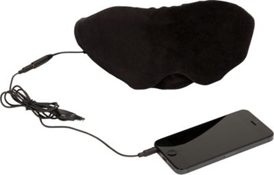 Image of 1Voice Sleep Headphones Eye Mask Black - 1Voice Headphones & Speakers