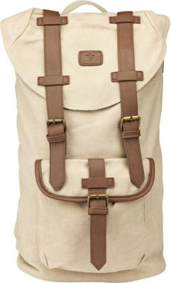 Image of 1Voice The Mapmaker Back Pack FYL Collection - 11,000mAh Built-in Cream - 1Voice Laptop Backpacks