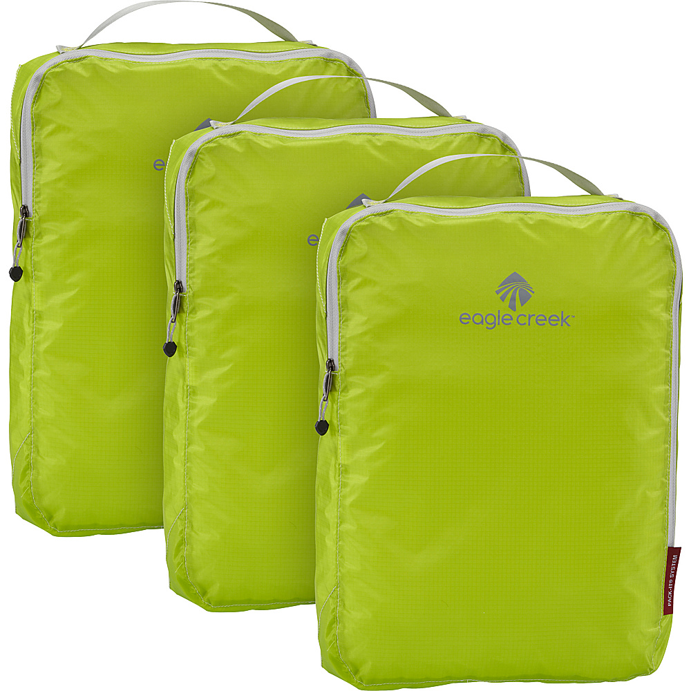 Eagle Creek Pack-It Specter Half Cube Set Strobe Green - Eagle Creek Travel Organizers - Travel Accessories, Travel Organizers