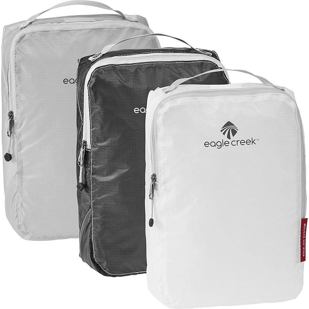 Eagle Creek Pack-It Specter Half Cube Set Multi W/E/H - Eagle Creek Travel Organizers - Travel Accessories, Travel Organizers
