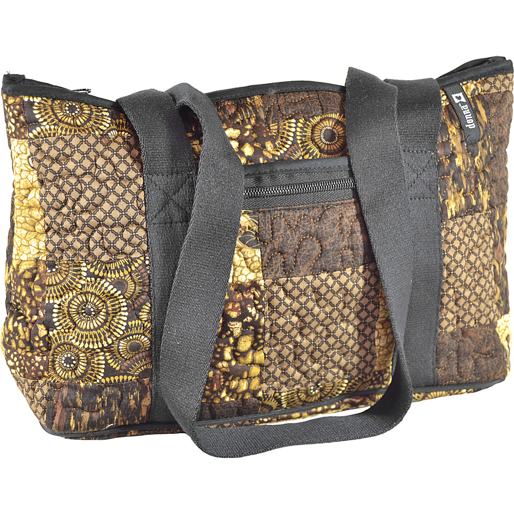 Donna Sharp Small Medina Shoulder Bag Exclusive Dragonfly Donna Sharp Fabric Handbags