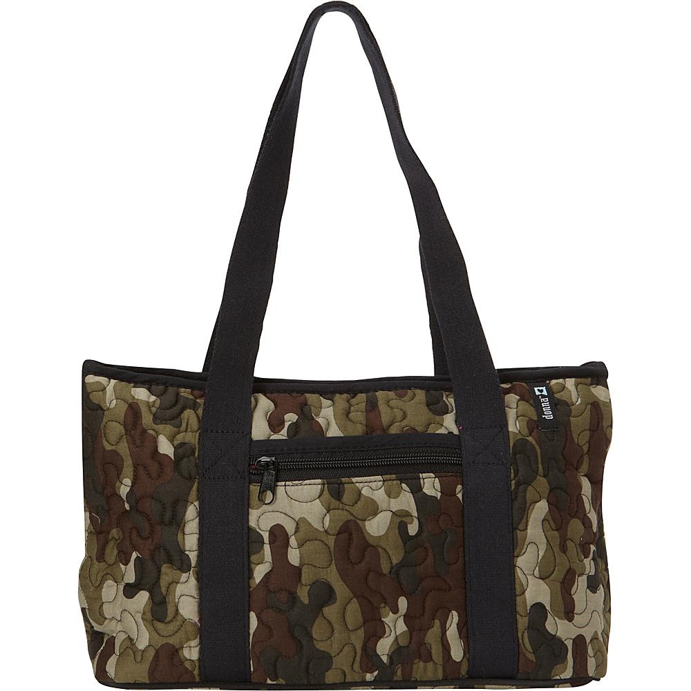 Donna Sharp Small Medina Shoulder Bag - Exclusive Fashion Camo - Donna Sharp Fabric Handbags