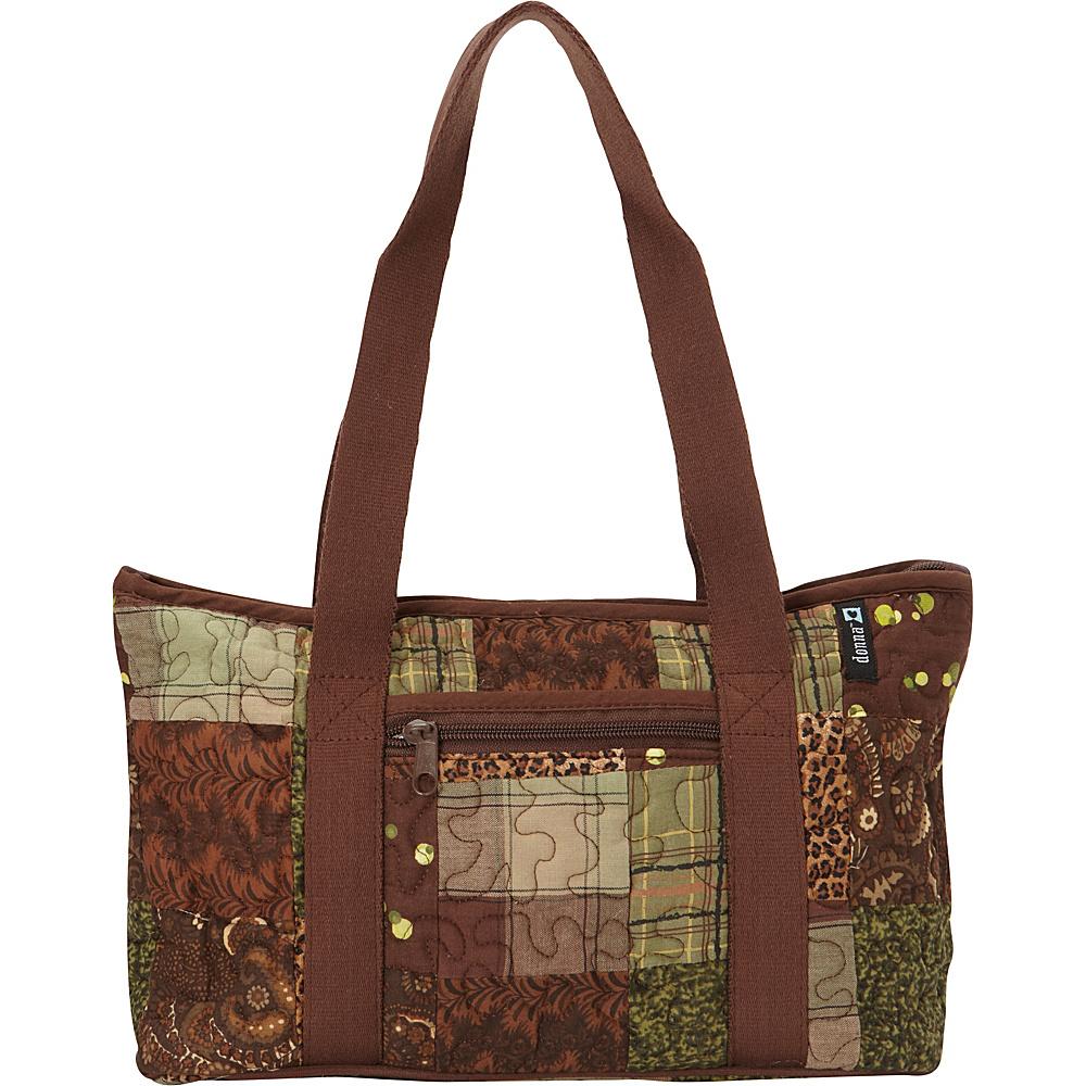 Donna Sharp Small Medina Shoulder Bag Exclusive Safari Donna Sharp Fabric Handbags