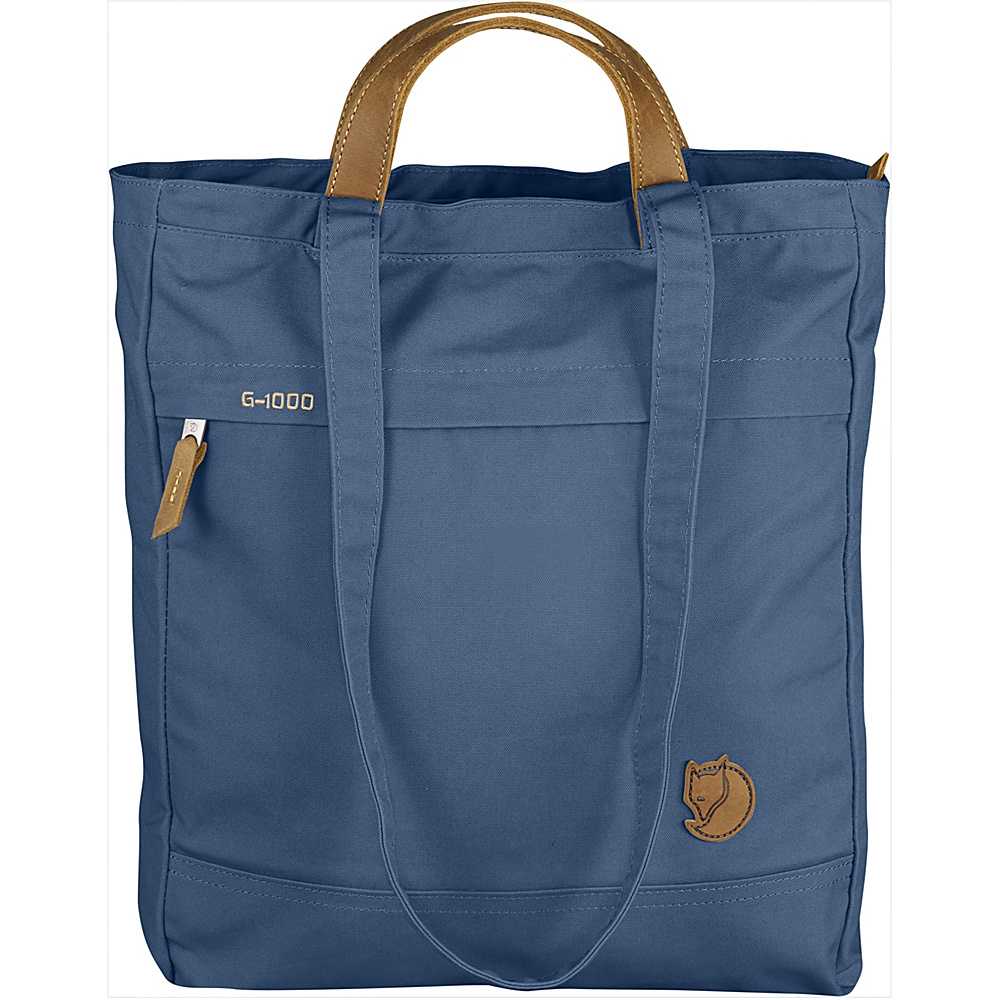 Fjallraven Totepack No.1 Blue Ridge - Fjallraven Fabric Handbags - Handbags, Fabric Handbags
