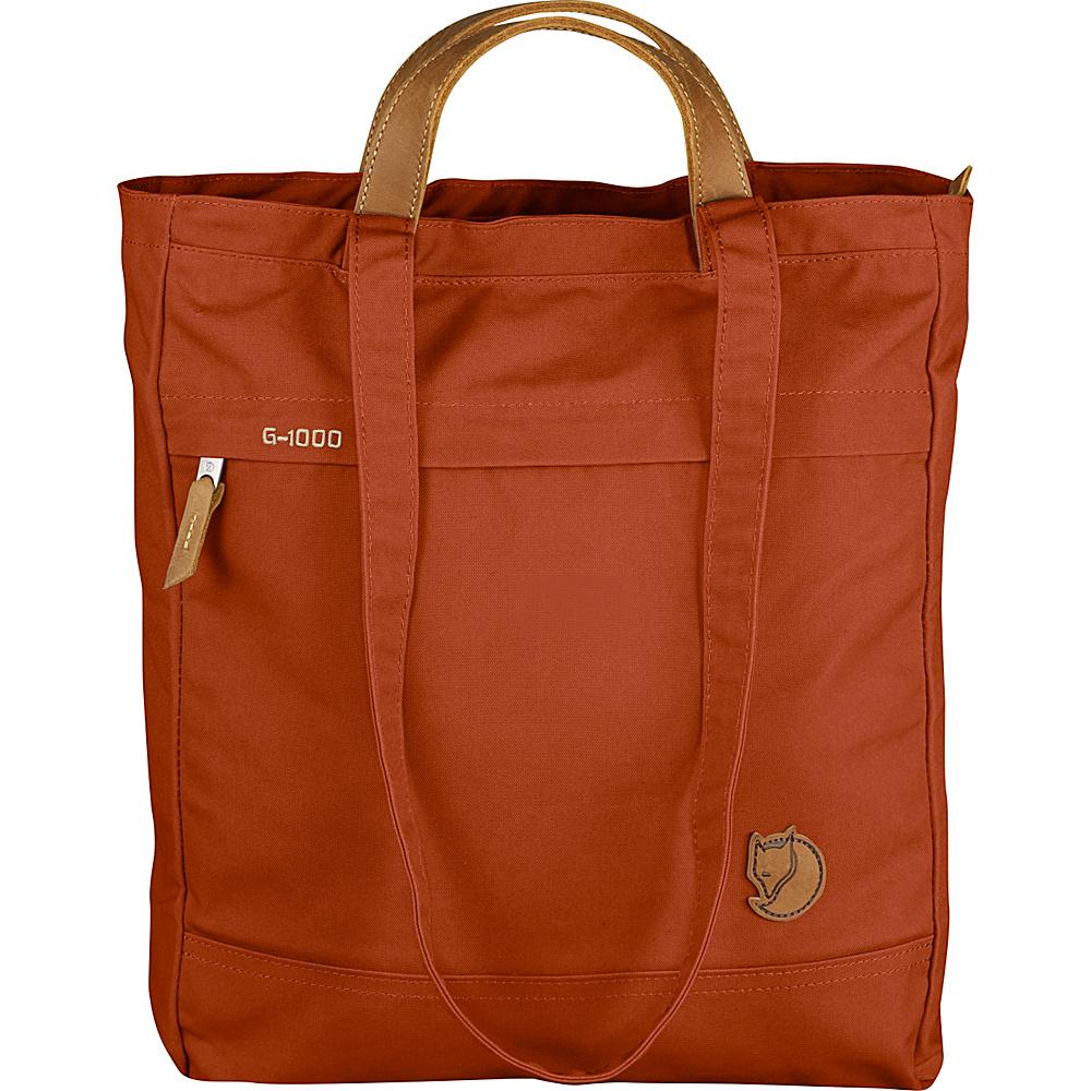 Fjallraven Totepack No.1 Autumn Leaf - Fjallraven Fabric Handbags - Handbags, Fabric Handbags