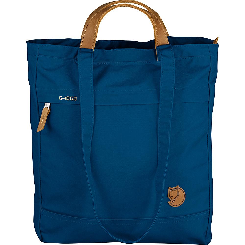 Fjallraven Totepack No.1 Lake Blue - Fjallraven Fabric Handbags - Handbags, Fabric Handbags