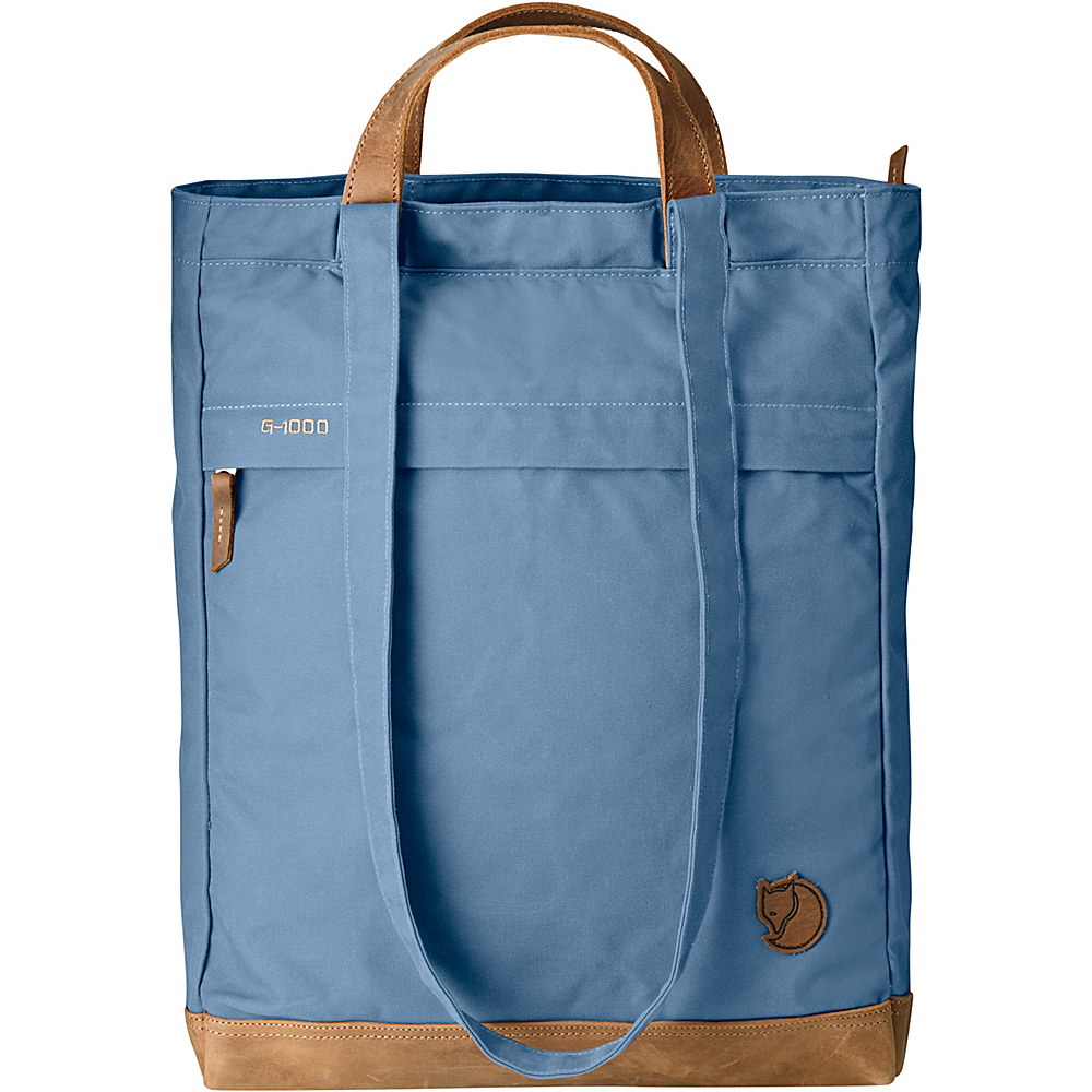 Fjallraven Totepack No.2 Blue Ridge - Fjallraven Travel Shoulder Bags - Travel Accessories, Travel Shoulder Bags