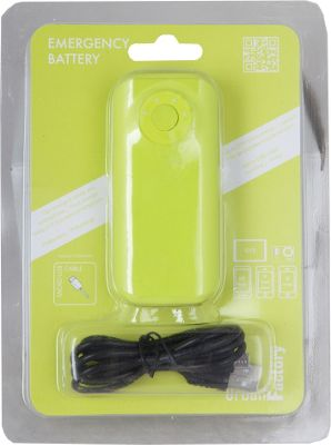 Urban Factory Emergency Battery Powerbank