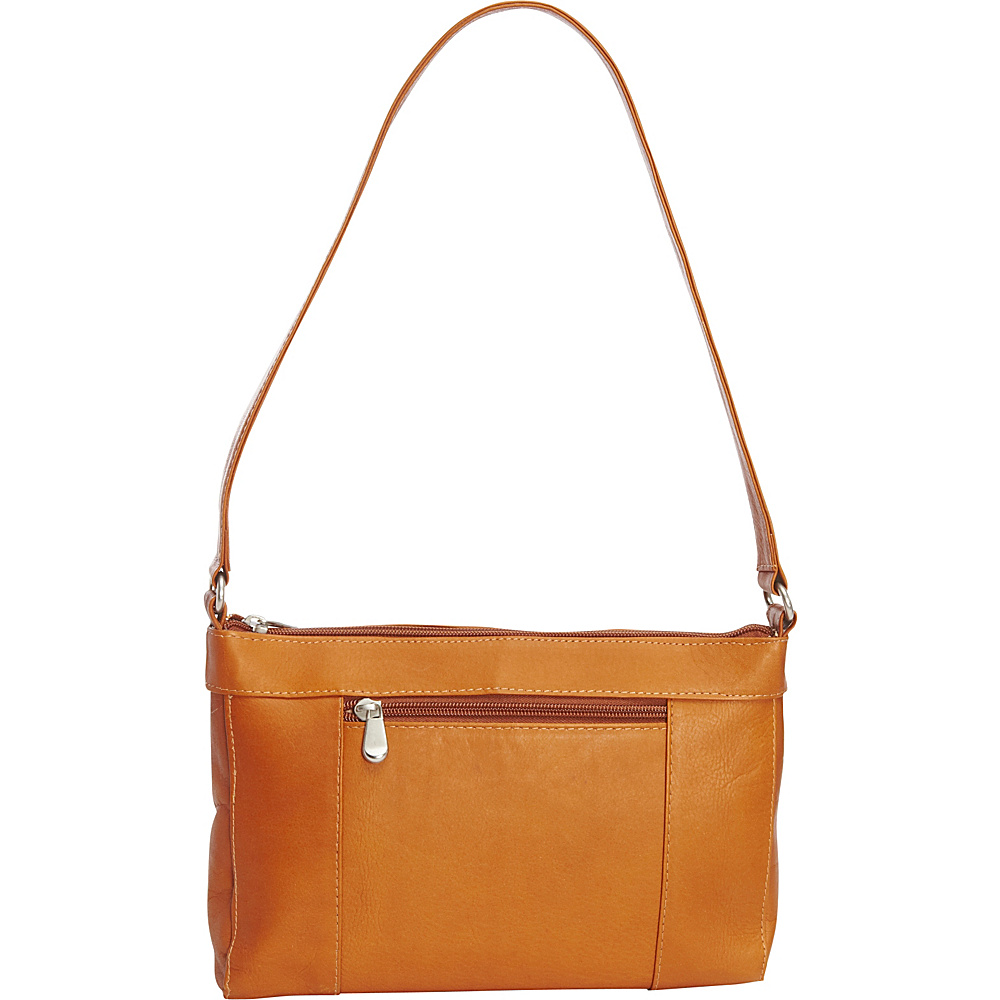 Le Donne Leather Ava Shoulder Bag Tan - Le Donne Leather Leather Handbags - Handbags, Leather Handbags