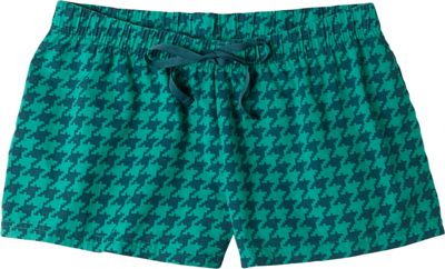 Life is good Womens Sleep Boxers Teal Blue - Extra Large - Life is good Women's Apparel
