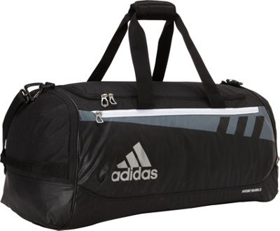 adidas Team Issue Large Duffle Black - adidas All Purpose Duffels