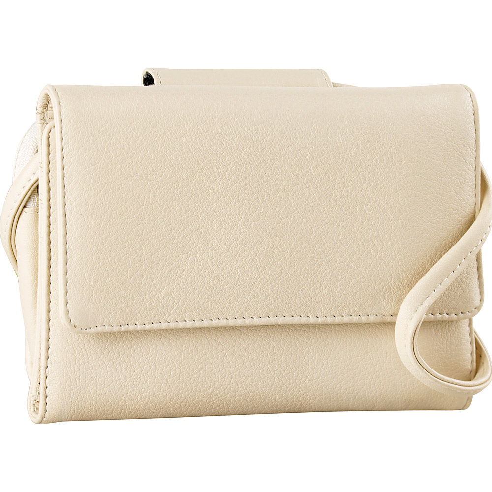 Derek Alexander Half Flap Wallet/Phone Bone - Derek Alexander Womens Wallets - Women's SLG, Women's Wallets