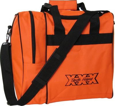 Tenth Frame Tenth Frame Venture Single Tote Orange - Tenth Frame Bowling Bags