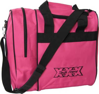 Tenth Frame Venture Single Tote Pink - Tenth Frame Bowling Bags
