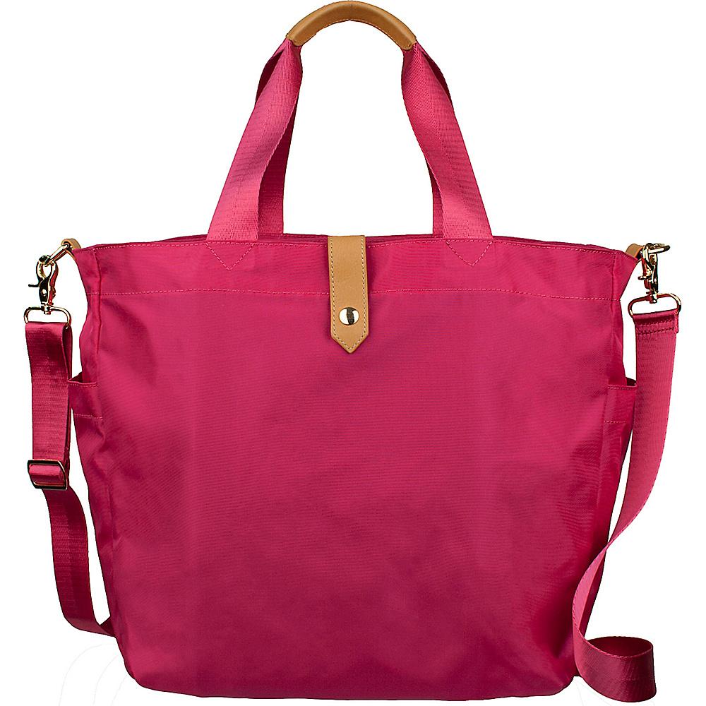 Boulevard Olivia Baby Bag Berry - Boulevard Diaper Bags & Accessories