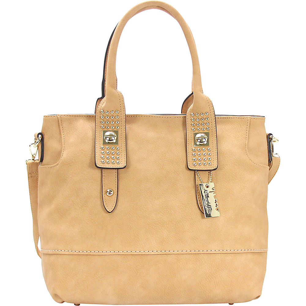 Chasse Wells Aimer Bouclier Tote Camel Chasse Wells Manmade Handbags
