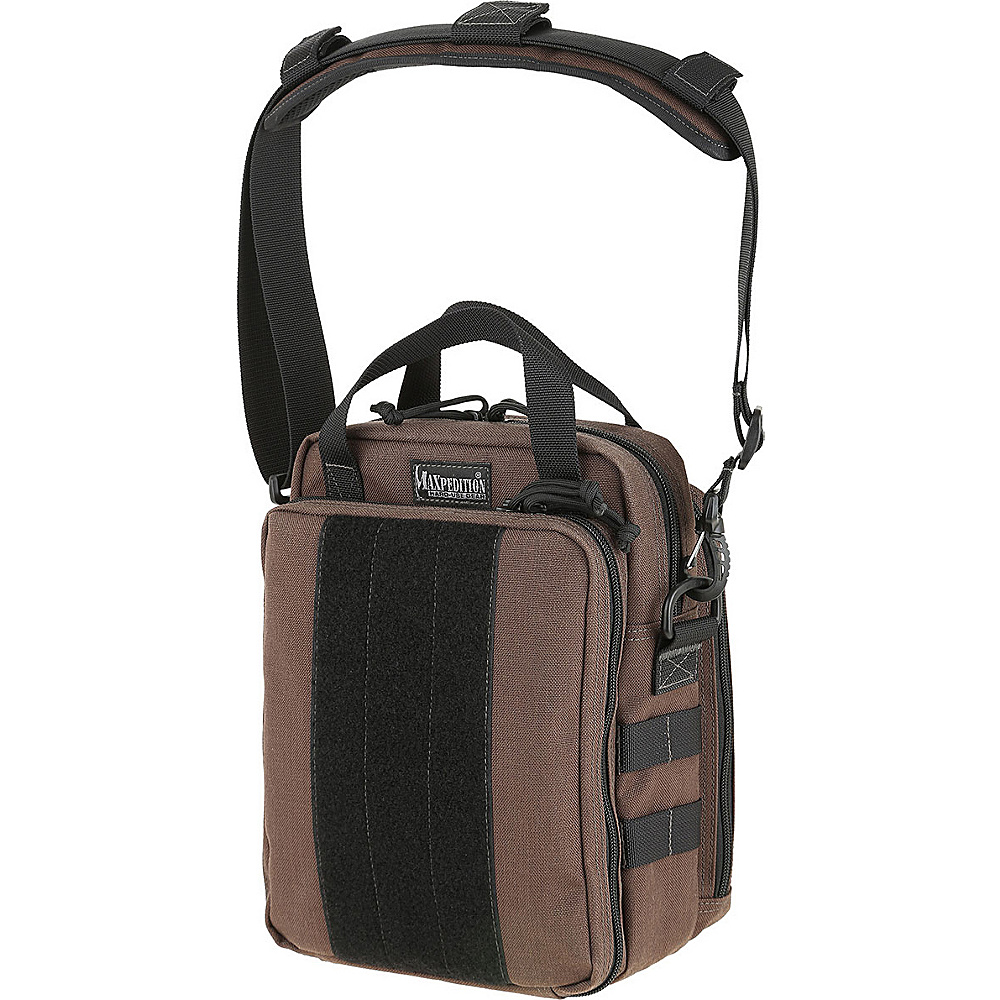 Maxpedition INCOGNITO Duo Dark Brown Maxpedition Electronic Cases