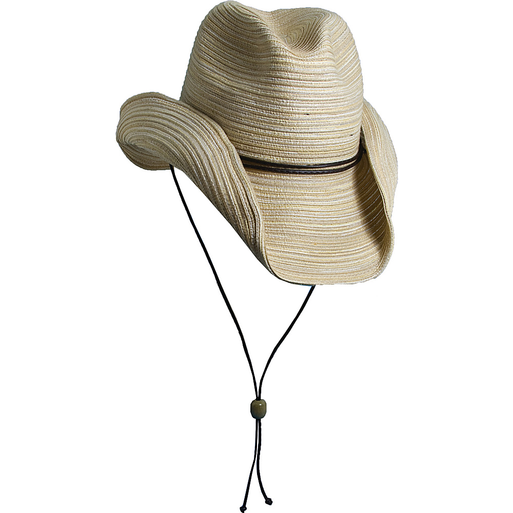 Scala Hats Western Hat Natural Scala Hats Hats Gloves Scarves