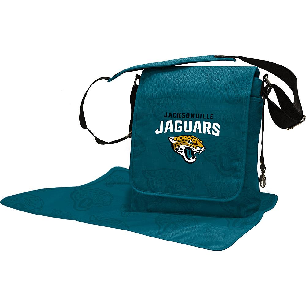 Lil Fan NFL Messenger Bag Jacksonville Jaguars - Lil Fan Diaper Bags & Accessories