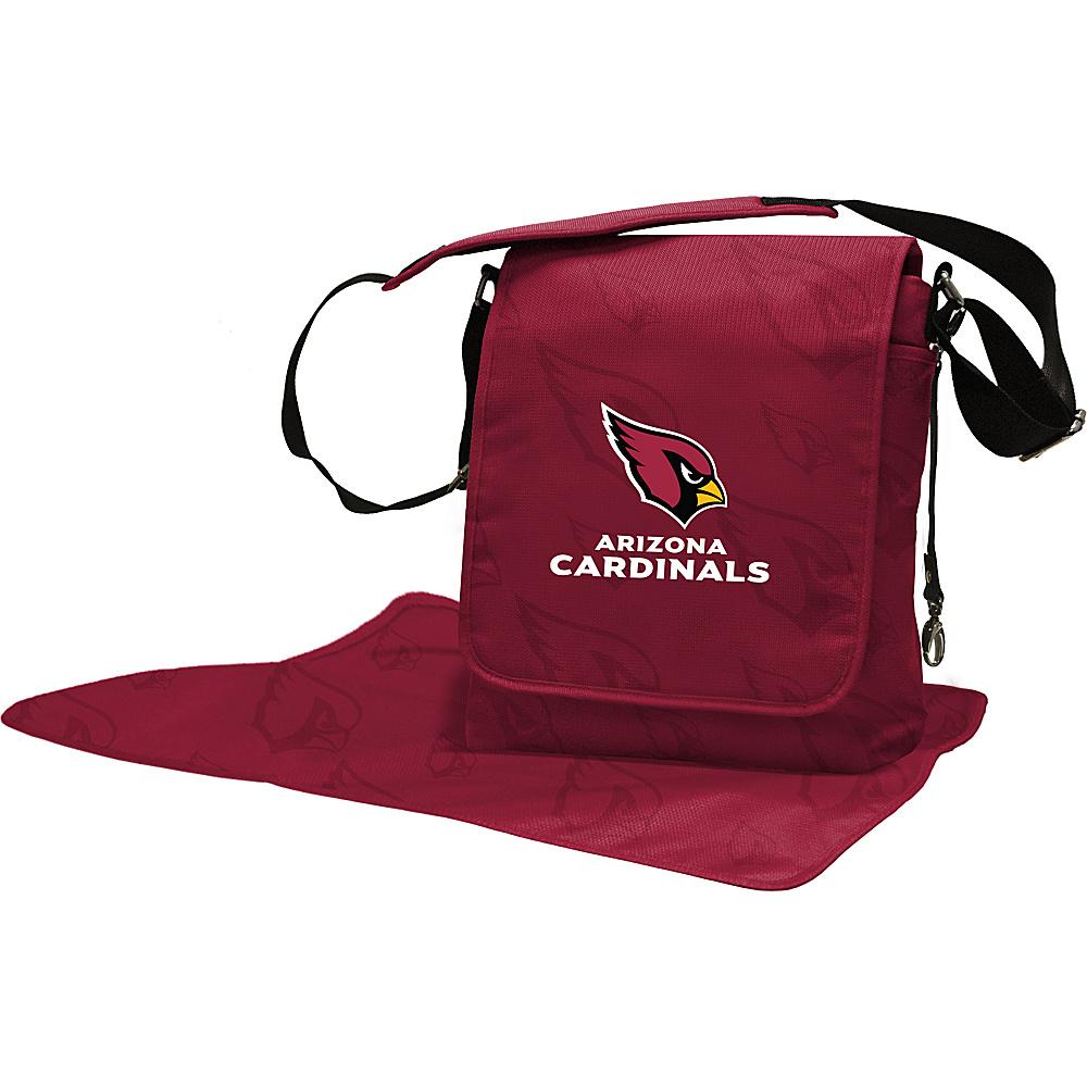 Lil Fan NFL Messenger Bag Arizona Cardinals - Lil Fan Diaper Bags & Accessories