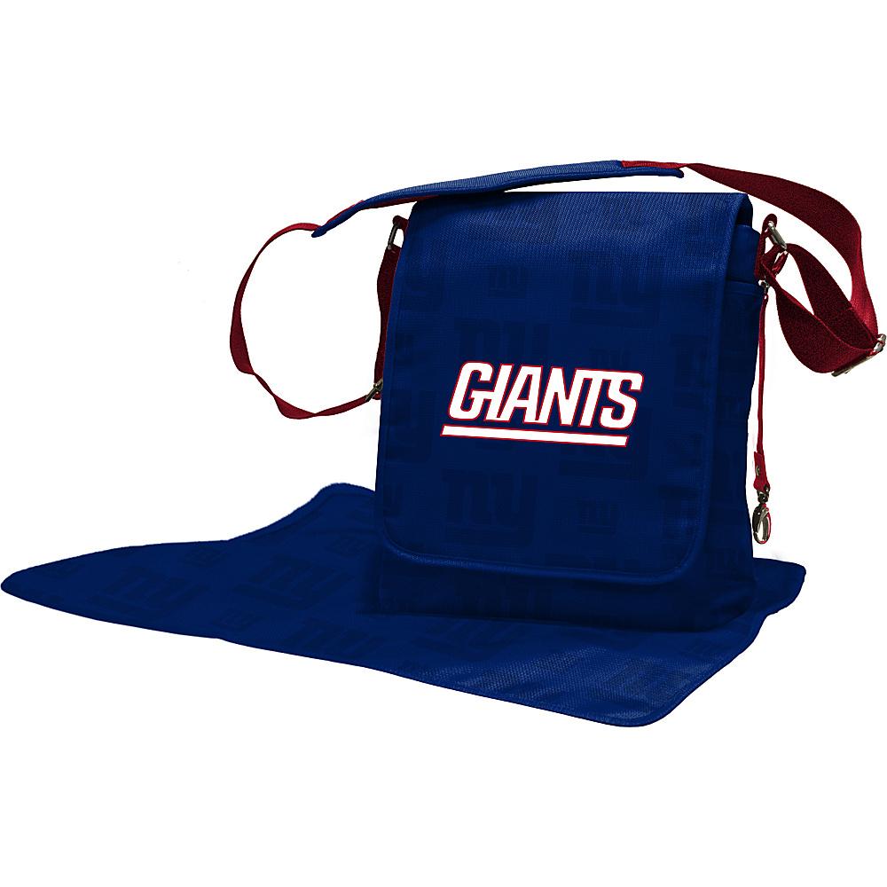 Lil Fan NFL Messenger Bag New York Giants - Lil Fan Diaper Bags & Accessories