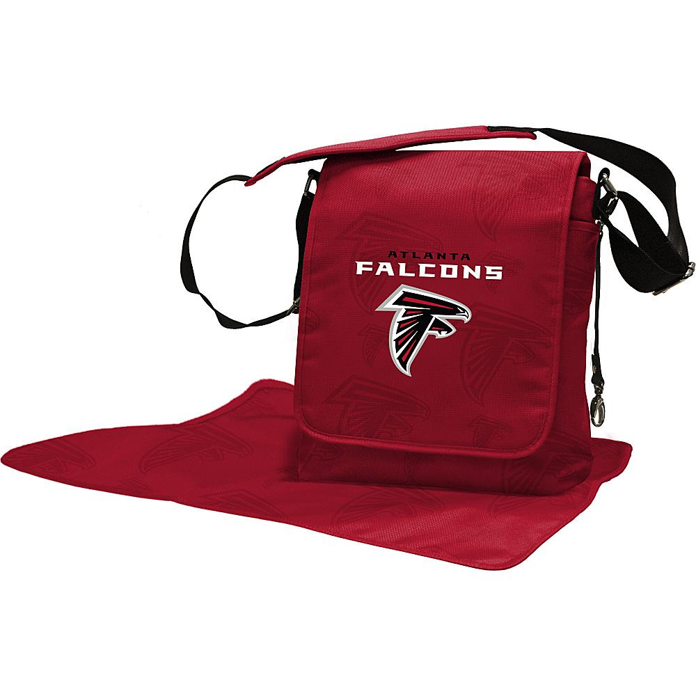 Lil Fan NFL Messenger Bag Atlanta Falcons - Lil Fan Diaper Bags & Accessories