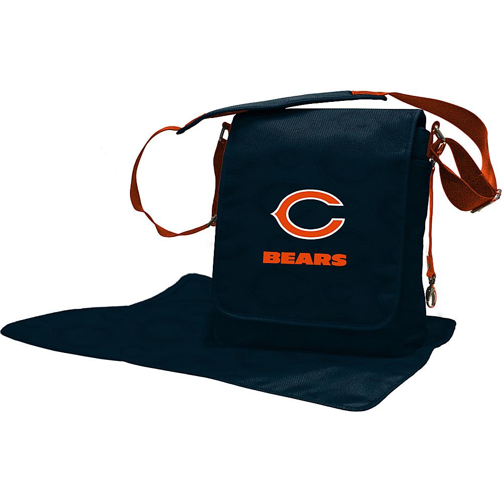 Lil Fan NFL Messenger Bag Chicago Bears - Lil Fan Diaper Bags & Accessories