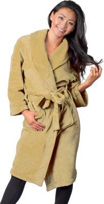 Colorado Clothing Spa Robe S/M - Latte - Colorado Clothing Women's Apparel