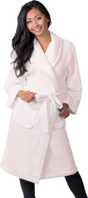 Colorado Clothing Spa Robe S/M - Cotton Candy - Colorado Clothing Women's Apparel