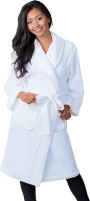 Colorado Clothing Spa Robe S/M - Spa Blue - Colorado Clothing Women's Apparel